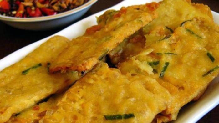 Resep Makanan Indonesia Tempe Mendoan