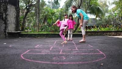 permainan anak tradisional