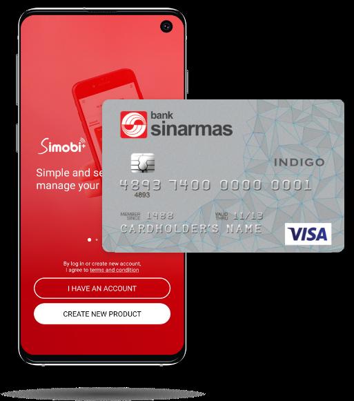 Pengajuan kartu kredit